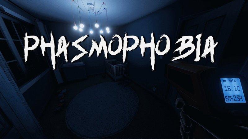 Game horror, Phasmophobia