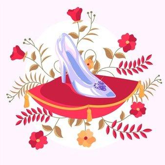 pesan Dongeng Cinderella