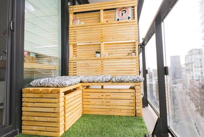 balkon rumah multifungsi