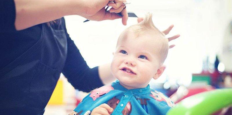3 body teks rambut bayi lebat