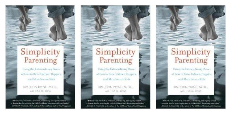 3 bukuparenting simplicityparenting