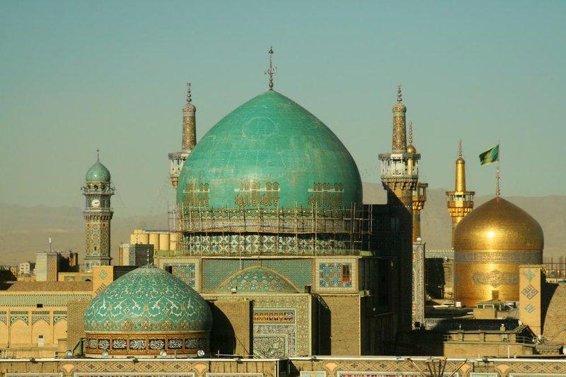 3 masjid imam reza
