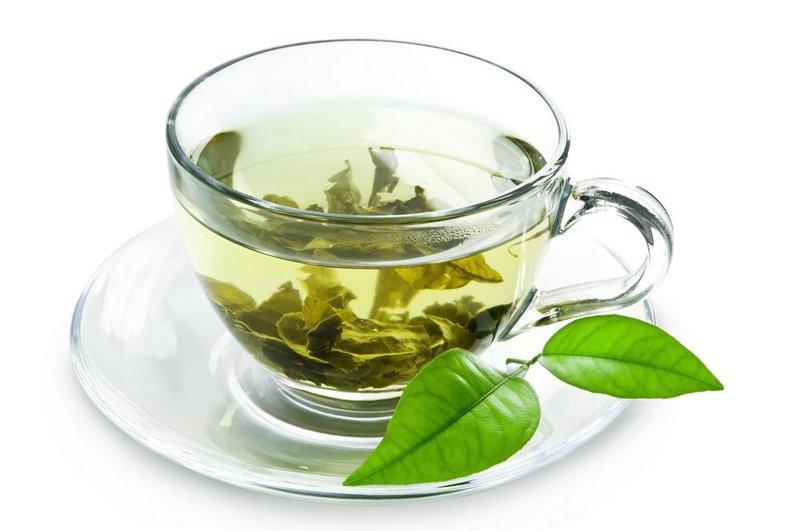 3 teh hijau
