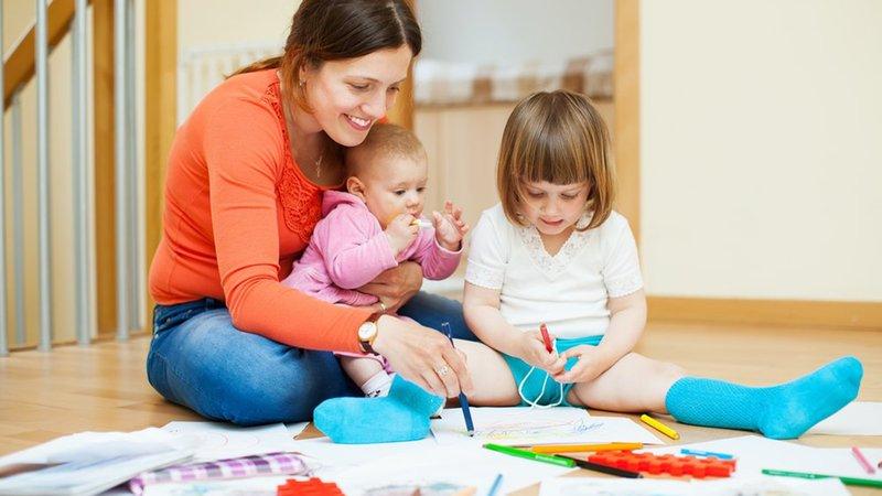 anak mudah bosan walaupun punya banyak mainan