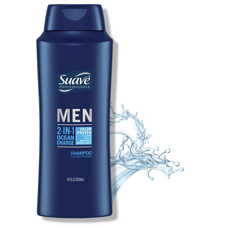 suave 2-in-1 ocean charge