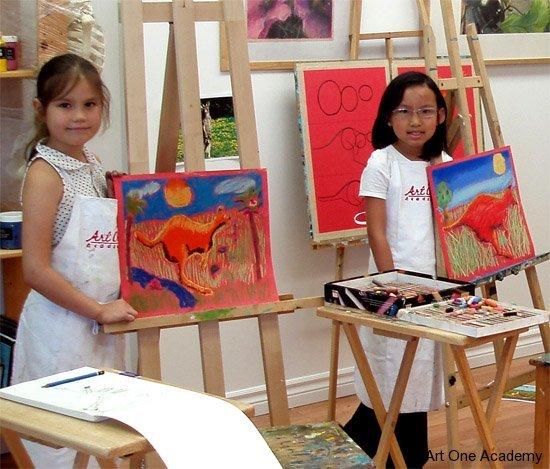3 Keuntungan Membawa Anak ke Pameran Seni, Coba di Weekend Ini 01.jpg