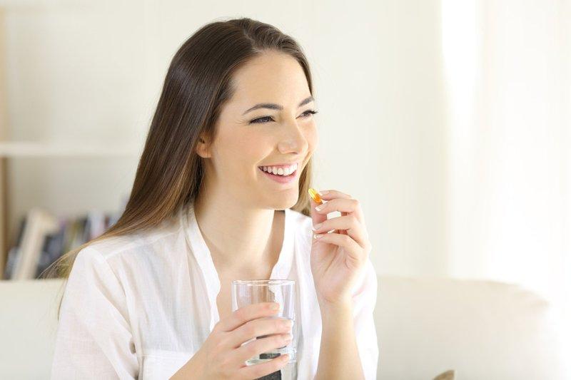Suplemen dan Vitamin Lain untuk Kulit Kering