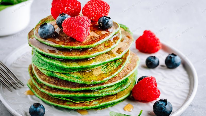 3 Resep Pancake Dengan Buah Dan Sayuran Untuk Sarapan Balita 3.jpg