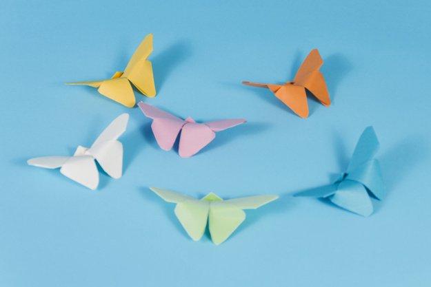 Origami Kupu-kupu
