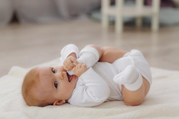 Nama bayi laki-laki Palestina, Foto : Orami Photo Stock