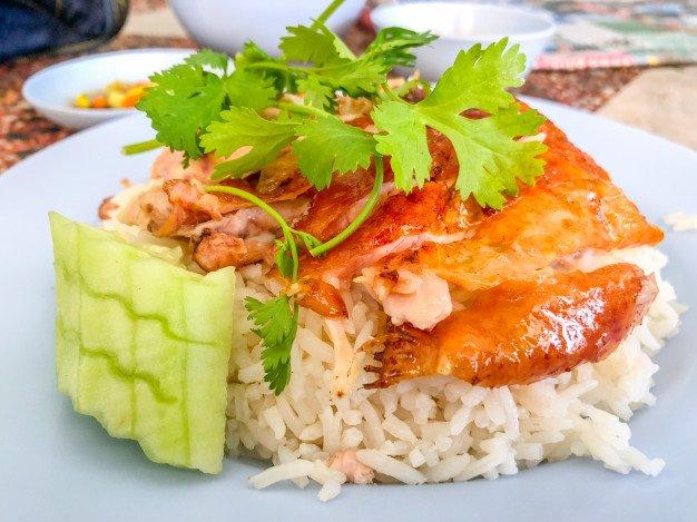 XX Resep Ayam Hainan