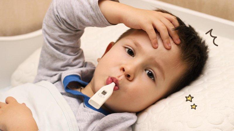 4 Cara Mengukur Suhu Tubuh Anak Saat Isoman