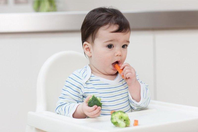 4 bayi makan