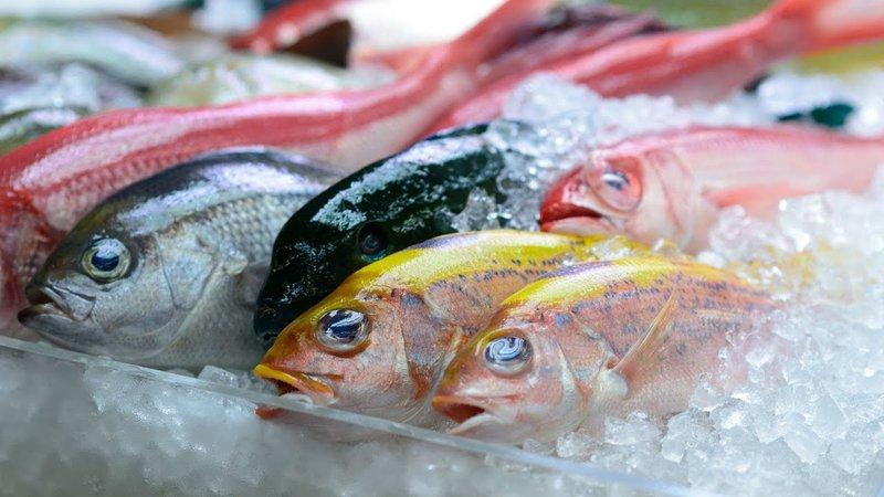 ada virus covid di seafood dari indonesia?