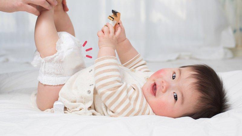tips menggunakan popok pada bayi