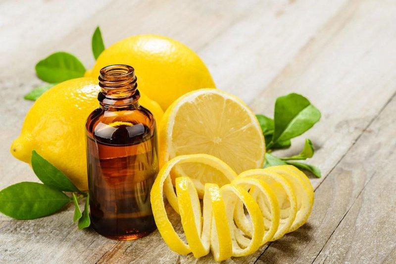 4 lemon oil