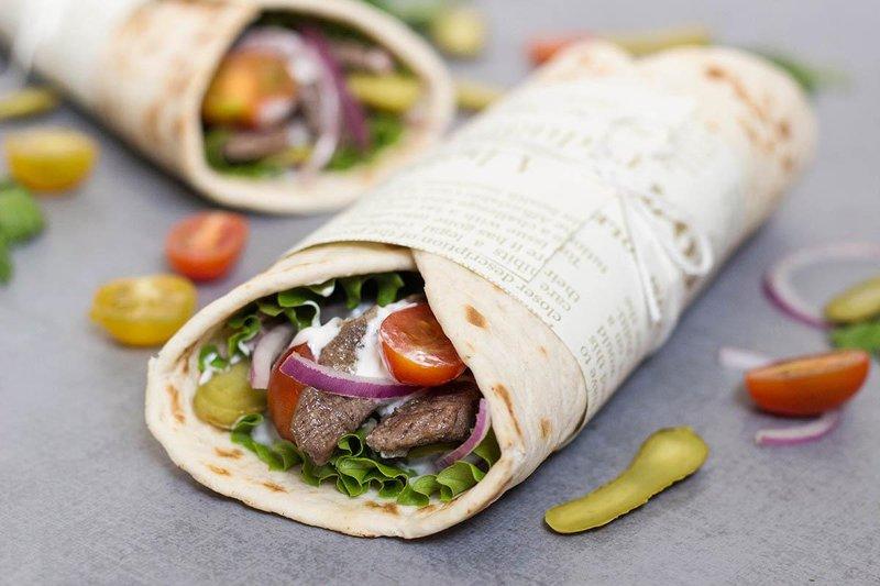 4 shawarma