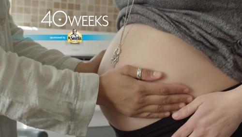 40 weeks pregnancy movie