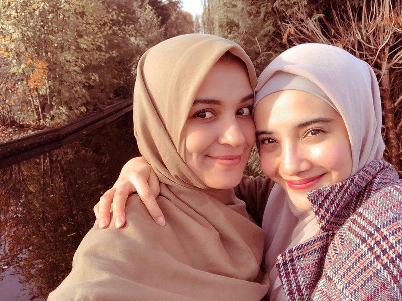 7 Artis Indonesia Keturunan Arab Cantik