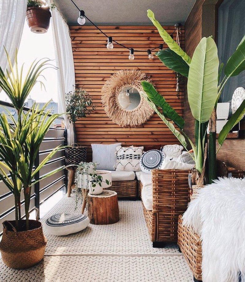 manfaat balkon rumah