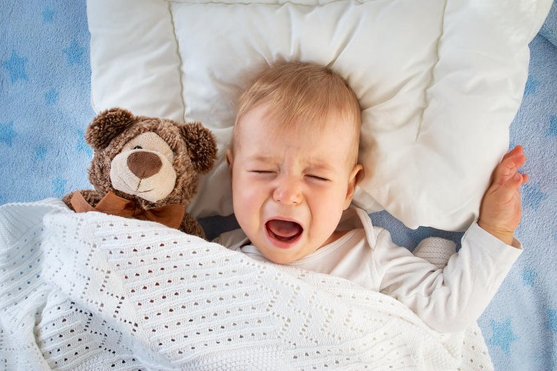 4 Alasan Bayi Menangis Saat Tidur, Benarkah Salah Satunya Karena Mimpi Buruk 01.jpg