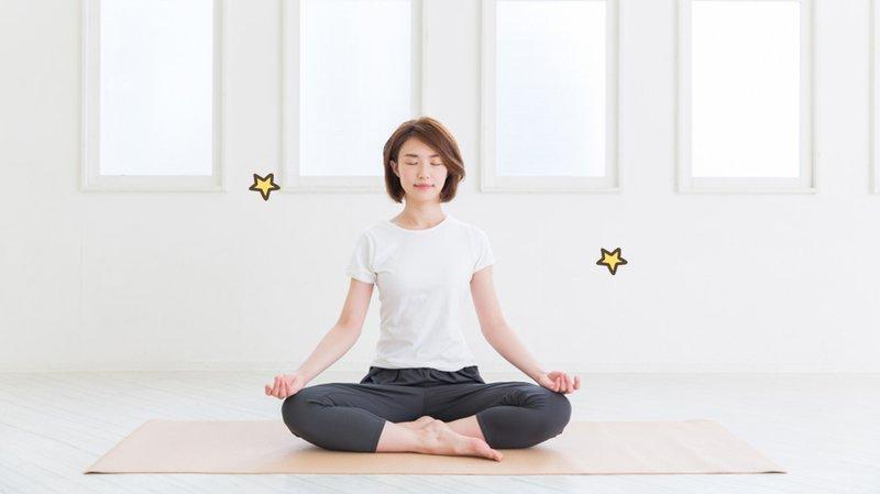 Cara menenangkan pikiran dengan meditasi