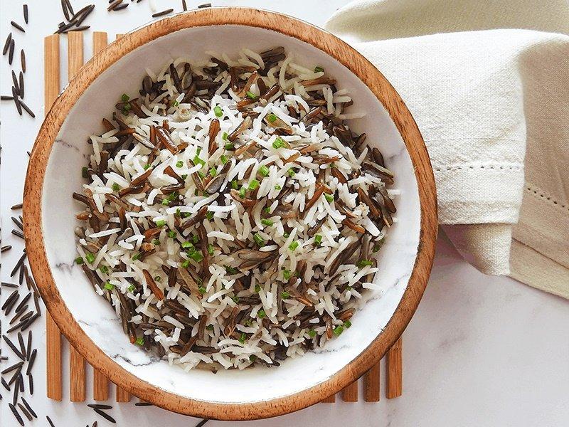 jenis beras liar
