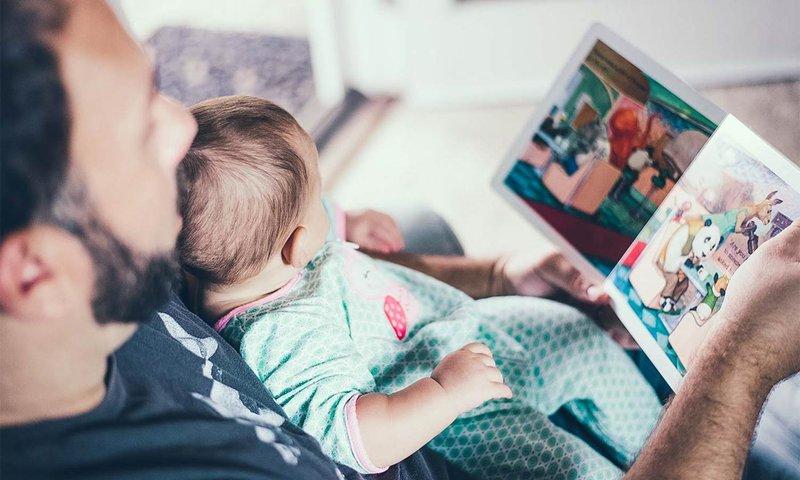 4 Momen Ayah dan Bayi yang Penting Dialami demi Ikatan yang Kuat 3.jpg