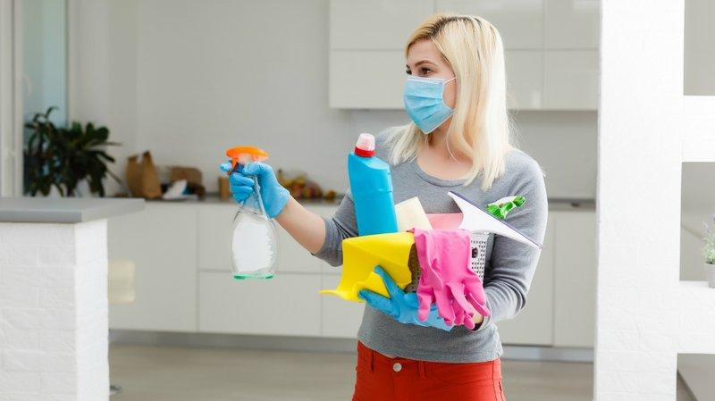 Tips Bersihkan Rumah Setelah Isoman