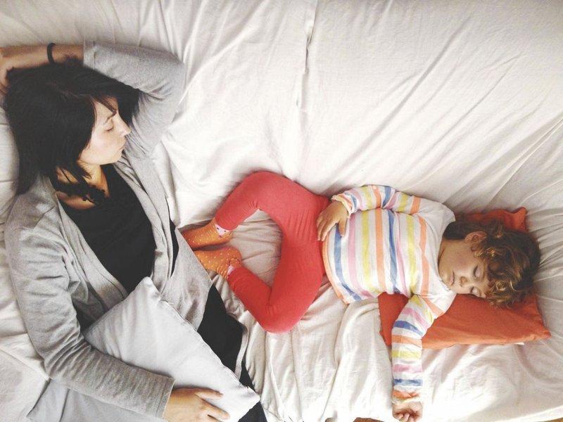 4 Tips agar Balita Cepat Tidur, Ampuh! 01.jpg