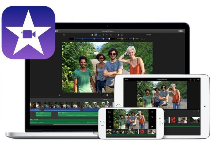 aplikasi edit video imovie