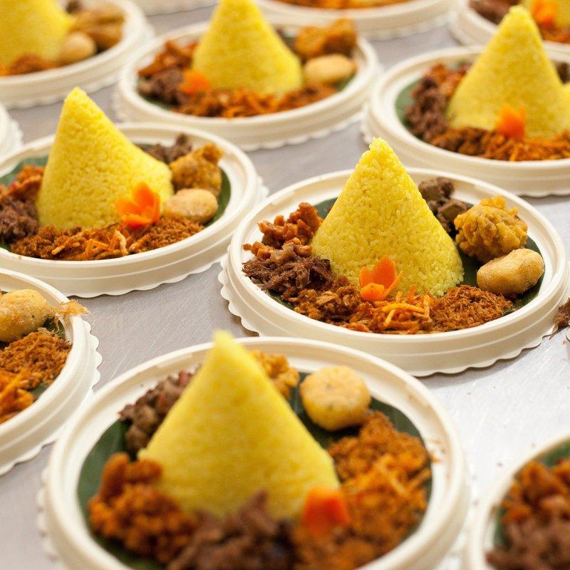 xx resep nasi tumpeng