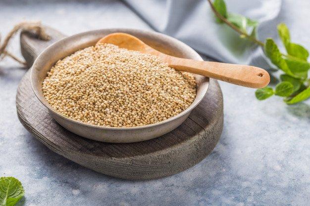 manfaat quinoa sebagai protein tambahan