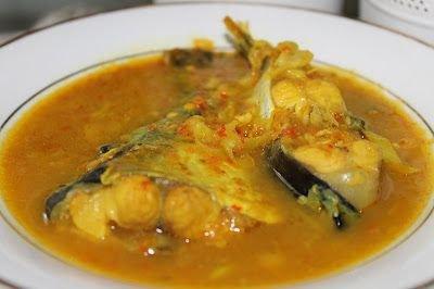 makanan khas sumatera selatan brengkes tempoyak