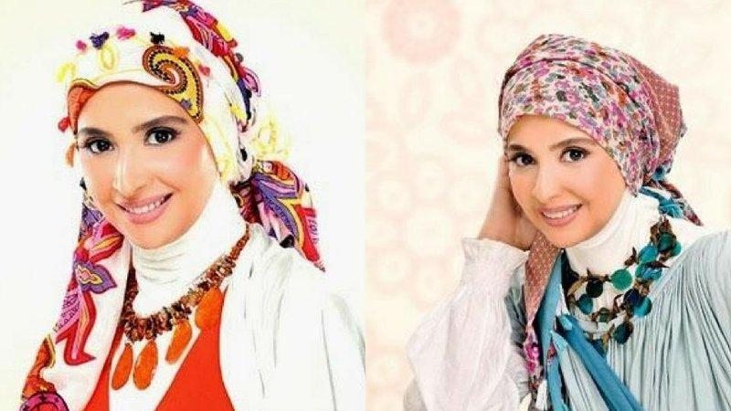 4 tips memakai hijab sesuai bentuk wajah 2