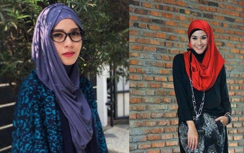 4 tips memakai hijab sesuai bentuk wajah 4