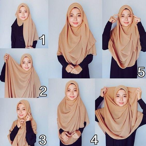 Ini 4 Inspirasi Gaya Hijab Untuk Ibu Menyusui Berbagi Tips