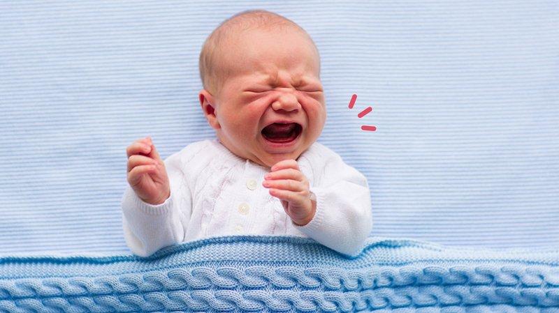 5 fakta tentang kolik pada bayi