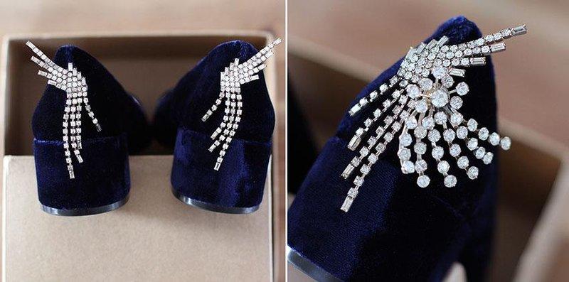 5 body teks diy jewel shoes