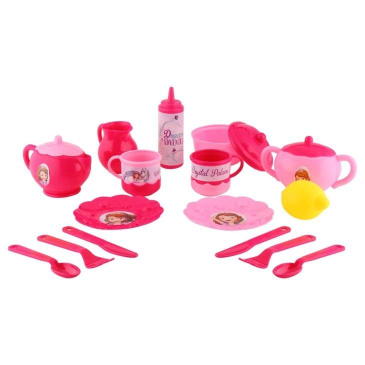 5 happy toon kitchen set sofia sf tea set 03