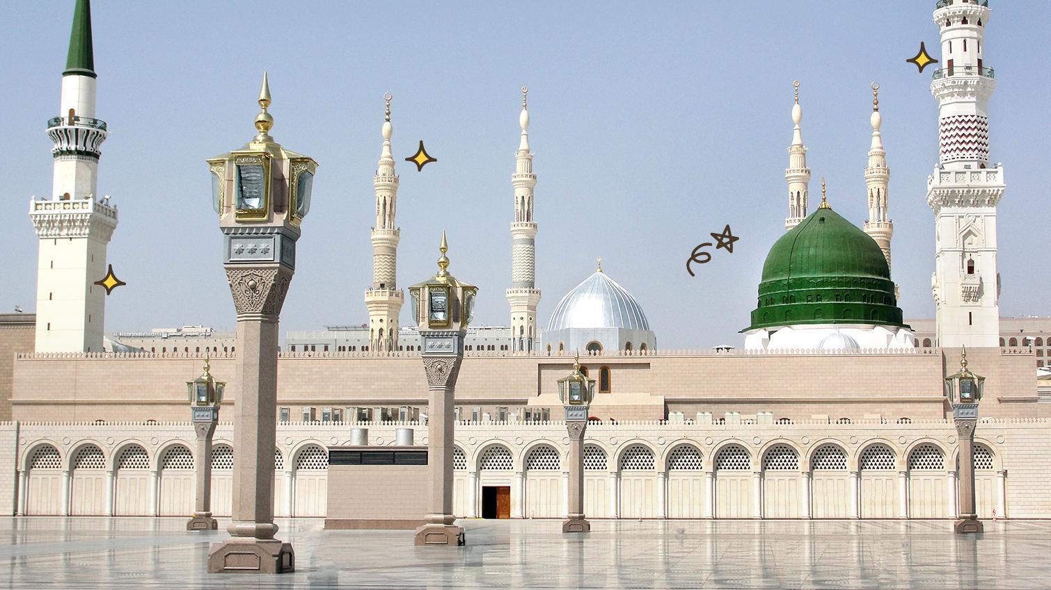 5 Masjid Terindah Di Dunia Salah Satunya Ada Di Indonesia