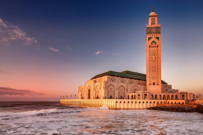 5 masjid hassan