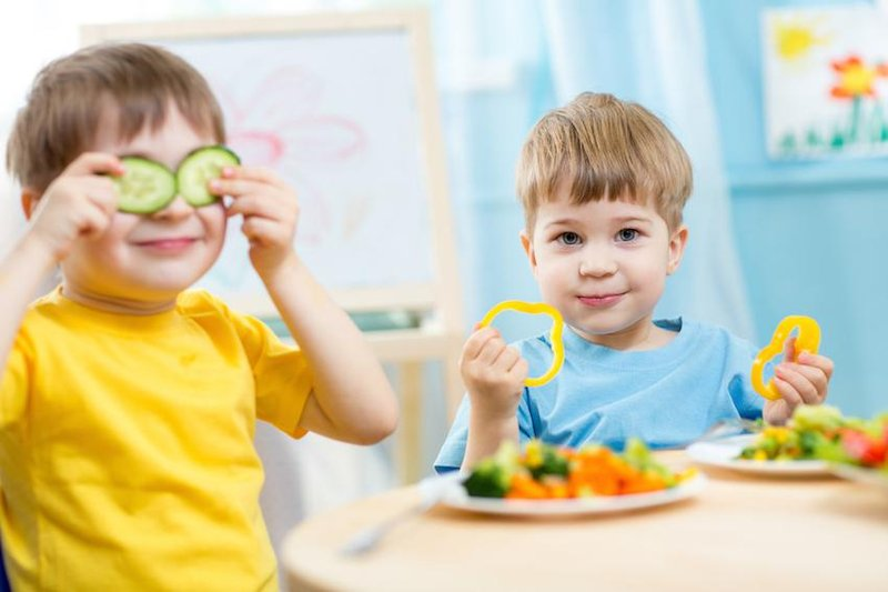 5 steps to encourage your kids to eat healthy