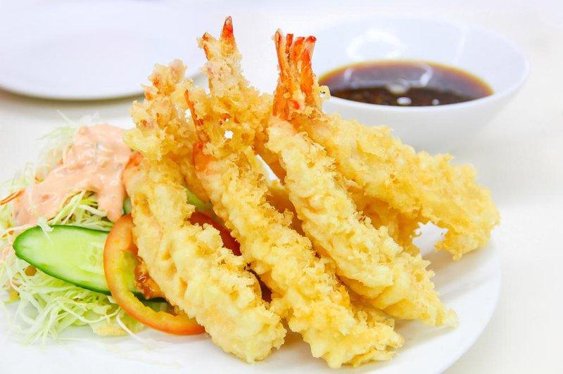 5 tempura