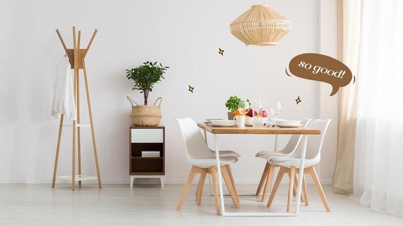 5 tips menata meja makan untuk ruangan minimalis hero banner