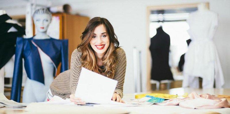 5. fashion designer