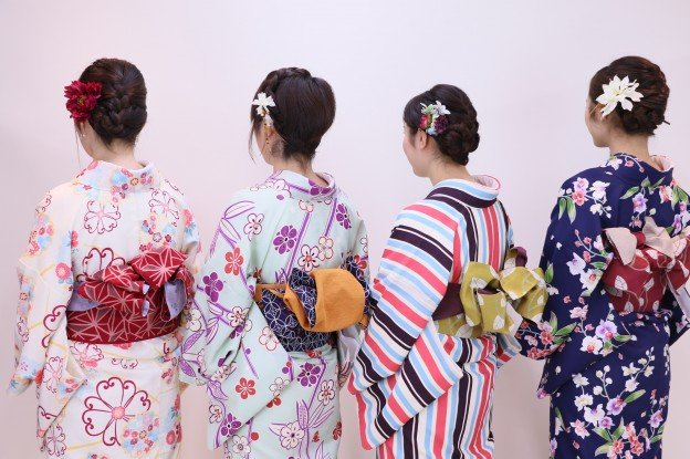 pakaian tradisional jepang