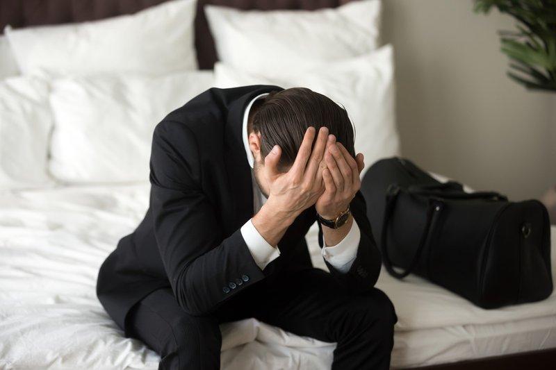 Stres dapat memicu mimpi istri menikah lagi