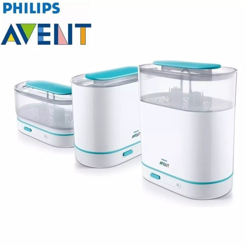 philips avent 3 in 1 steam sterilizer