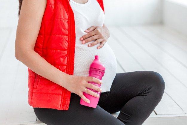 perut kram saat hamil
